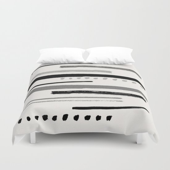 Minimal collection 01 Duvet Cover