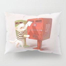 Mailbox Pillow Sham