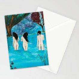 Raven Black Stationery Cards
