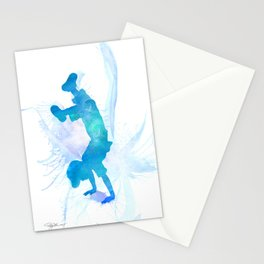 10836 The Handstand Stationery Cards