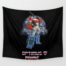 Optimus Prime Wall Tapestry