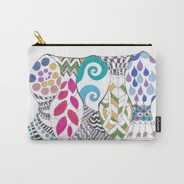5 fish Carry-All Pouch