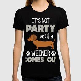 Best Shirt. Gift Ideas For Weiner Lover. T-shirt