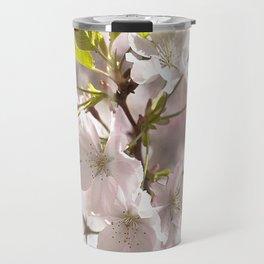 Tender Blossoms Travel Mug