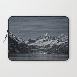 Margerie Glacier and Mount Fairweather, Glacier Bay Alaska, Laptop Sleeve