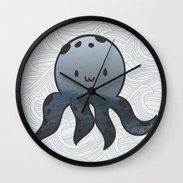 Little Octopus Wall Clock
