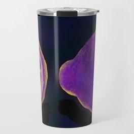 Sweet Purple Lemons Travel Mug