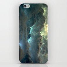 Seeing Thunder iPhone & iPod Skin