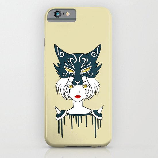 Wolf Tribe iPhone & iPod Case