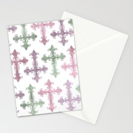 Pastel Goth | Grunge Stationery Cards