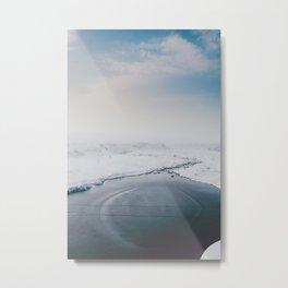Frozen Waters Metal Print