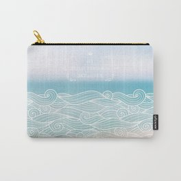My personal sea Carry-All Pouch
