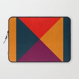 Geometric abstract Laptop Sleeve