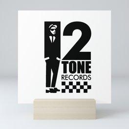 2 Tone Records-The Specials Label Mini Art Print