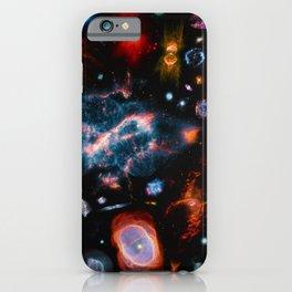 Nebulas — mashups iPhone Case