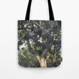Carob tree Tote Bag