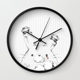 Sentimental Implosion: don't cry! Wall Clock