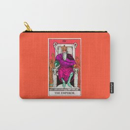 4. The Emperor- Neon Dreams Tarot Carry-All Pouch