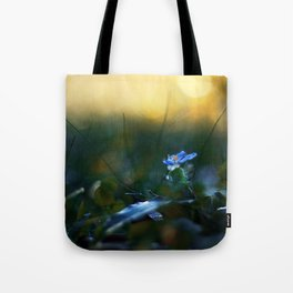 The Incendiary Forest Tote Bag