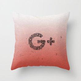 G Renaissance Throw Pillow