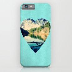 Lost Lake Love Slim Case iPhone 6s