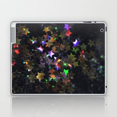 Starry Starry Night Neon (1) Laptop & iPad Skin