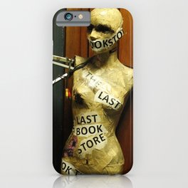 The Last Bookstore iPhone Case