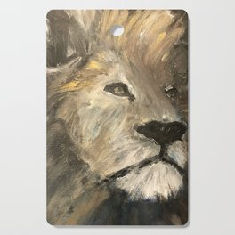 Courageous Cutting Board