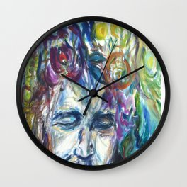 Requiem for Heath Wall Clock