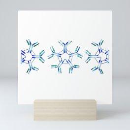 IgM Antibodies Mini Art Print