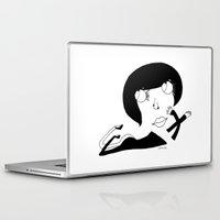 butt Laptop & iPad Skins featuring Nice Butt by Lalisa Tsai
