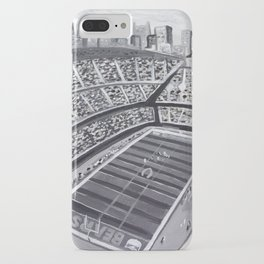 Chicago Bears Soldier Field iPhone Case