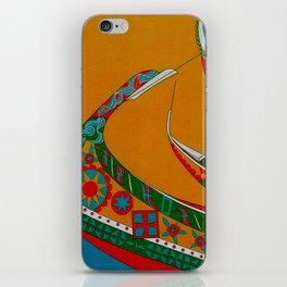 Portuguese Fishing Boats - Vintage Travel iPhone Skin