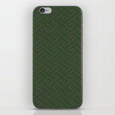 Pattern #2B iPhone & iPod Skin