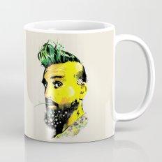 GREEN BEARD Mug