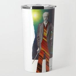 Professor OrangePants Travel Mug