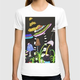 Majestic Mushrooms T-shirt