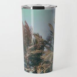 Vintage Palm Hawaii Summer Daze Travel Mug