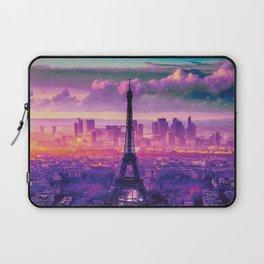 Beautiful Paris Laptop Sleeve