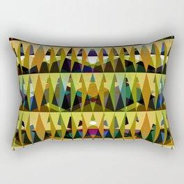 Get Out of The City Rectangular Pillow