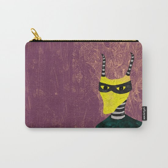 no deer Carry-All Pouch