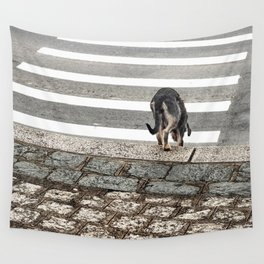 Falsecurity Wall Tapestry