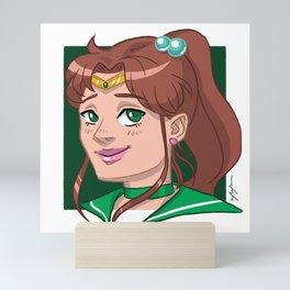 Sailor Jupiter Mini Art Print