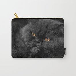 Cat_20180101_by_JAMFoto Carry-All Pouch