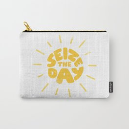 Seize the day Carry-All Pouch