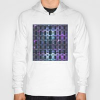 the shining Hoodies featuring Shining Shapes by Nahal