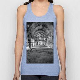 Derelict Cypriot Church. Unisex Tank Top
