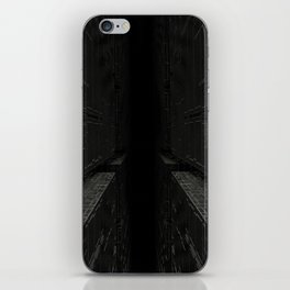 Trench Run-Abyss  iPhone Skin