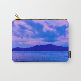 Blue Mountain Shore Carry-All Pouch