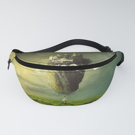 The Sun, The Moon, The Empire All Above Me Fanny Pack